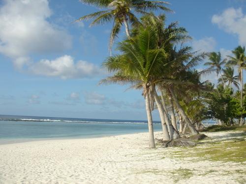 ROTAのビーチ